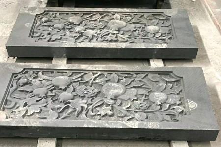 雅蒙黑(四川黑)栏板