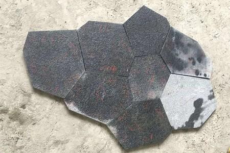 芝麻黑G654冰裂纹