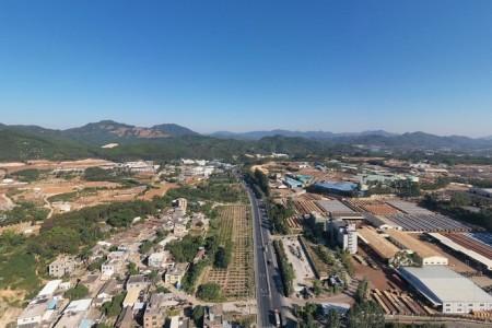 漳浦长桥石材工业区