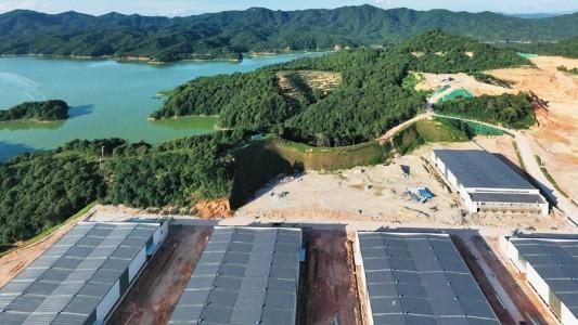 永定红石材循环经济产业园