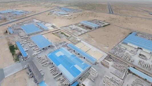 内蒙古阿拉善左旗工业园