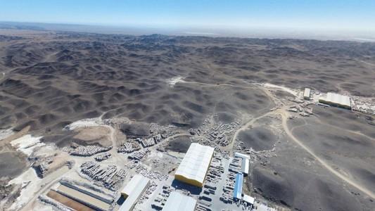 新疆克拉玛依托里工业区