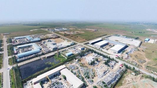 内蒙古和林格尔工业园