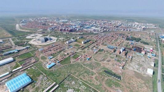 内蒙古镶黄旗金钻玛产区