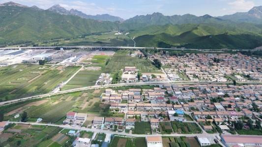 河北承德石材工业区