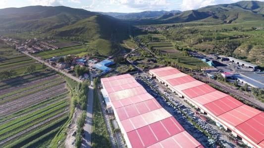 河北围场蒙古黑工业区