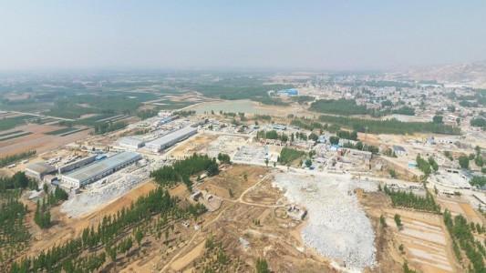 泗水鲁灰工业区