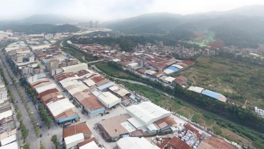 广东省云浮市罗沙工业区