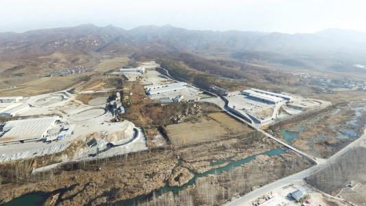 湖北新城石材工业区