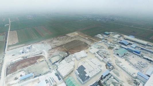 河南方城工业区