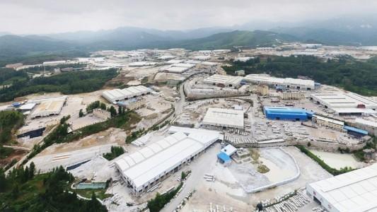 湖北省随州市青苔工业区