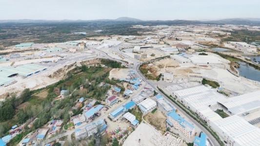 湖北随州吴山工业区