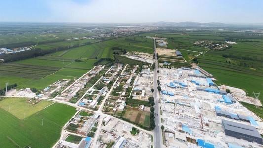 辽宁锦州凌海白台子工业区