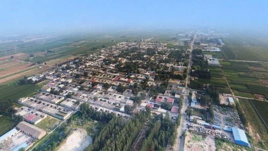 河北灵寿南湖工业区