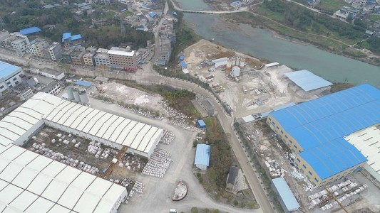 贵州铜仁石阡工业区